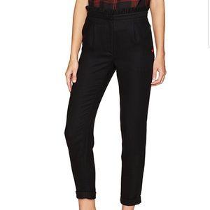 Dear drew ruffle top pants sz12 NWT